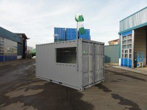 NAM Calamiteiten container - 1.